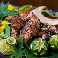 季節のお野菜をふんだんに使った創作料理