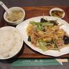 中華料理 翠珍 - 料理写真:豚肉ときくらげの卵炒め