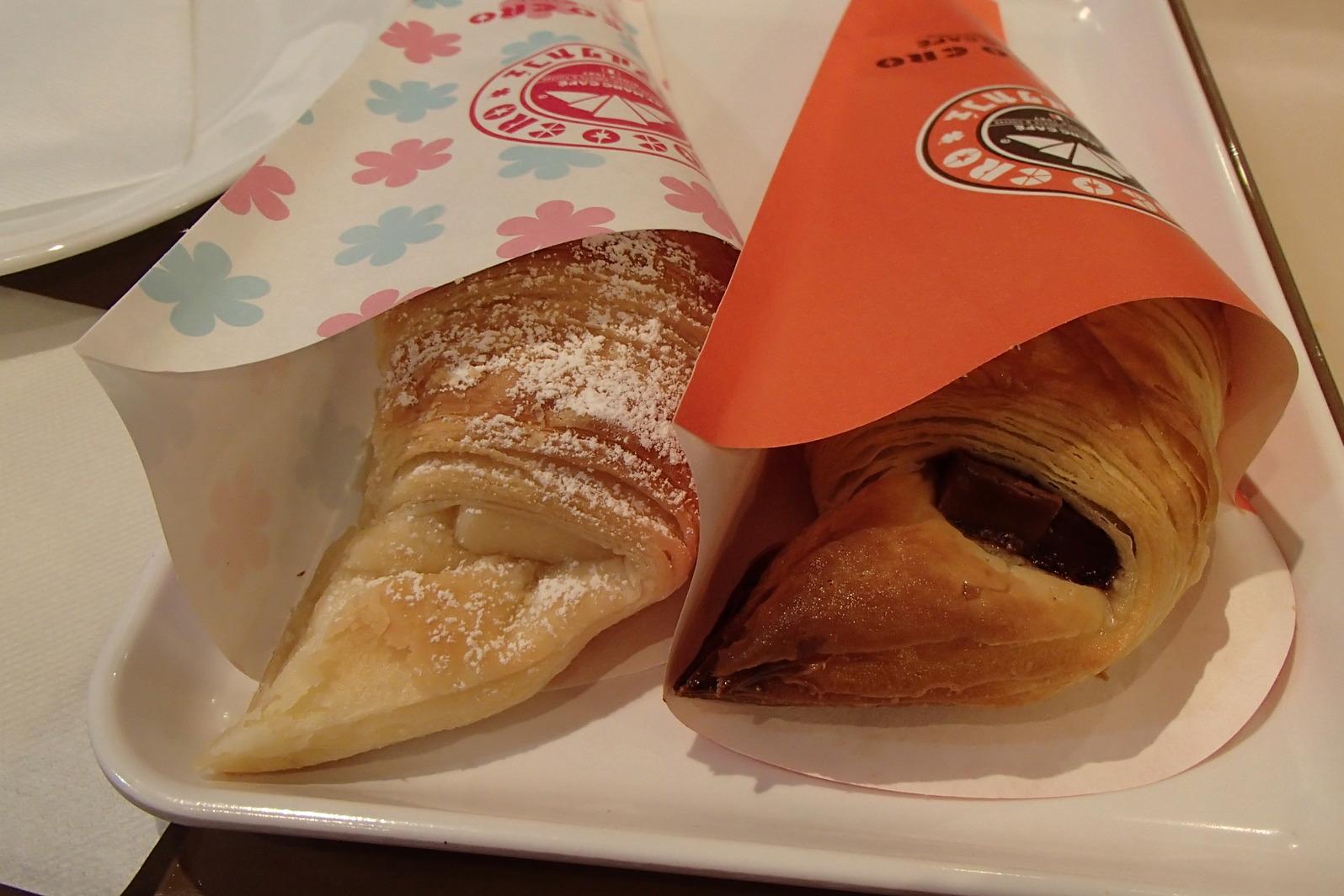 サンマルクカフェ イオンモール川口キャラ店