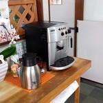 いもフライ 岡本 - 本格コーヒーがたったの70円で飲めますよ