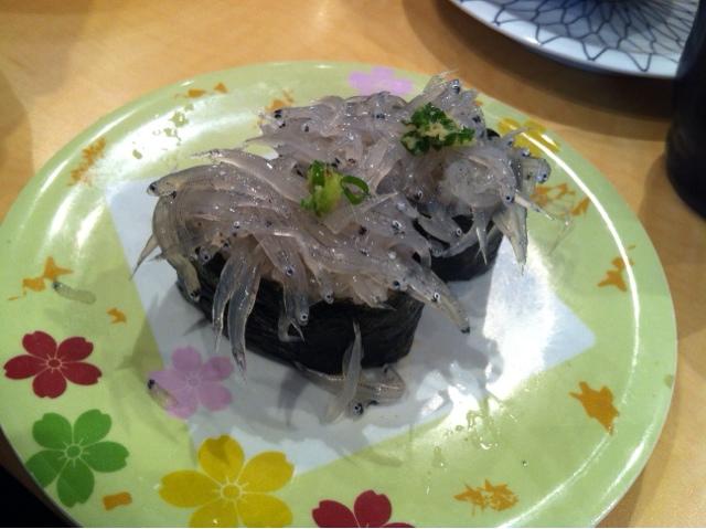 駿河湾朝獲れ回転寿司のぶちゃん