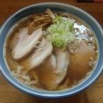 ラーメン恵比寿屋 - チャーシュー麺