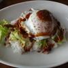 オードリー - 料理写真:ロコモコ