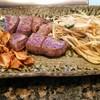 六角堂 - 料理写真:NZ産ヒレステーキ定食(2,100円)    100gミディアムウェルダン