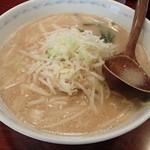 ラーメン 菜香 - 味噌ラーメン 600円