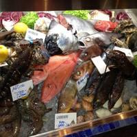 新鮮な鮮魚が美味しい魚介のトラットリア