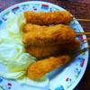 さくらい亭 - 料理写真:清須ワングランプリの出展料理・勝因は串かつ