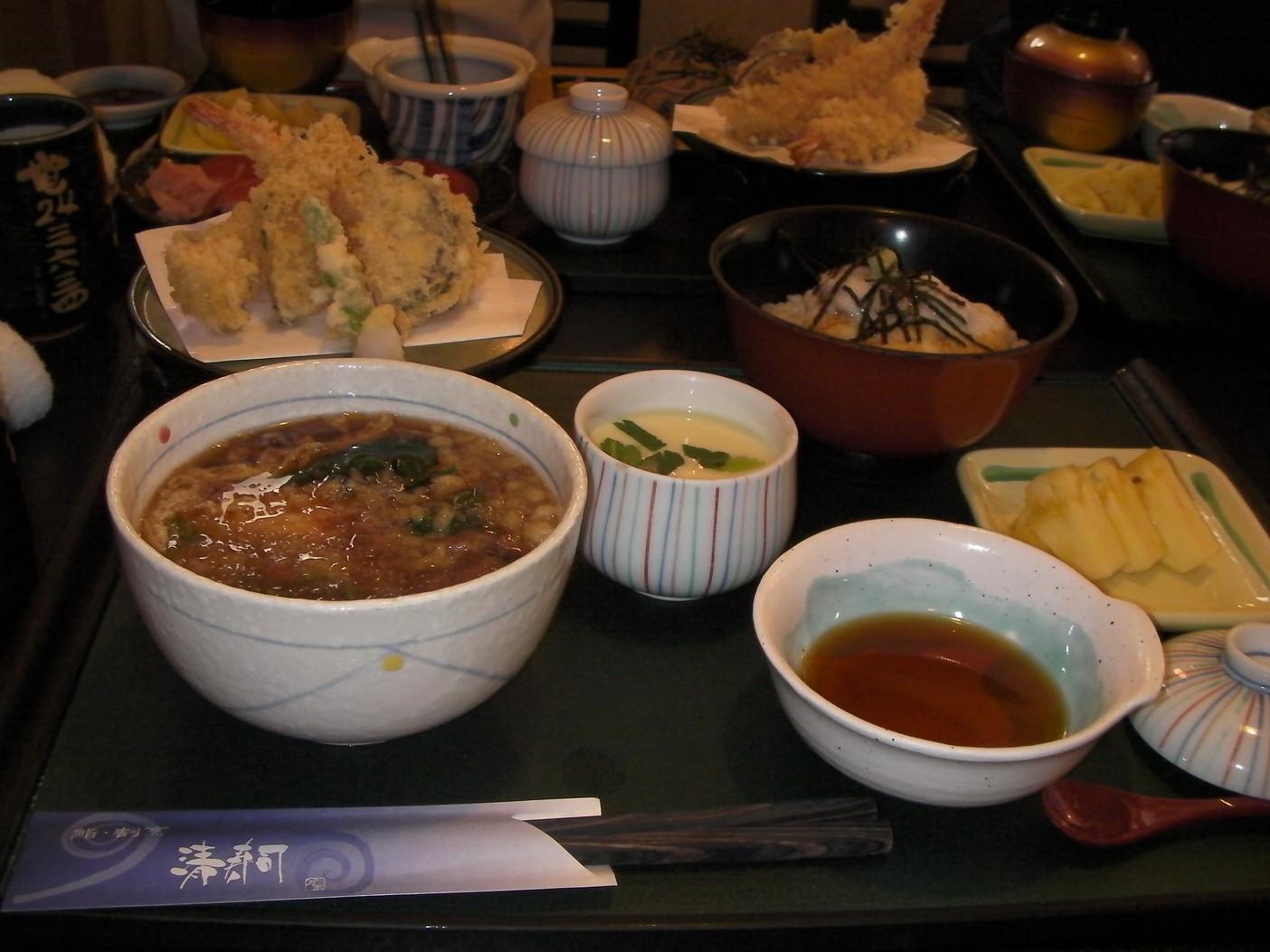 清寿司分家
