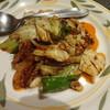 新楽飯店 - 料理写真:新楽のホイコーロー:892円