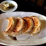中華 大勝軒 - 料理写真:ねりコレ「アントン餃子」(練馬野菜ぎょうざ)