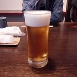 22720473 - まずは生ビール