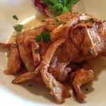 22721596 - 13.11月 大山鶏もも肉のソテー