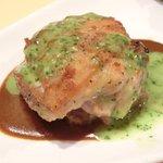 22724042 - ワンプレートランチ 980円 の若鶏の香草ソース
