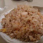 清風楼 - 料理写真:特上炒飯、カニ入り