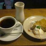 niji cafe - 食べたモノ