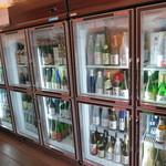 なら泉勇斎 - 色々なお酒が売っていますよ。