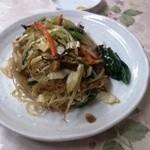 香根 - 料理写真:焼きビーフン