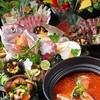 古々がみそ - 料理写真:古々みその宴会コースは宮城の美味しいものがたくさん