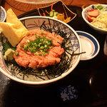 いっちょう - 料理写真:「ねぎとろ丼」 934円