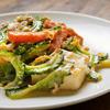 かちゃーしー - 料理写真:豆腐チャンプルー