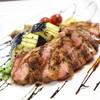 トラットリア イルソーレ - 料理写真:やわらかい肉質が自慢です『鴨のロースト バルサミコソース』