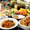 Sukuea - 料理写真:ディナービュッフェは2100円~。結婚式の二次会や各種ご宴会にも人気です。