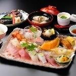 おおずし - 錦絵膳5250円 本物のお寿司をご堪能頂けます。