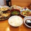 筍の子 - 料理写真:日替はりの昼御飯・・・一寸食べ掛け(2013.11.28)