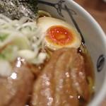 麺屋武蔵 - 鶏卵(たまご)