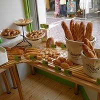 ブーランジェリー エクラン - フランスパンコーナー