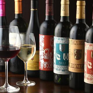 上野広小路/イタリアン ボトルワイン豊富にございます。