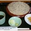 蕎麦庵 かつら木 - 料理写真:おおもり サービスデーなので800円