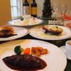 レストラン NATURE - 料理写真:2013 クリスマス コース6500円~