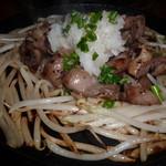和食個室×しゃぶしゃぶ鍋 にっぽん市 - 厚切りトロタンステーキ(780円)