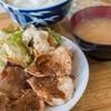 大和ドライブイン - 料理写真:焼肉定食