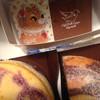 すずとら菓子工房 - 料理写真:持ち帰った箱をのぞくと