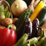 天吉屋 - 旬の野菜を使用した天ぷらです