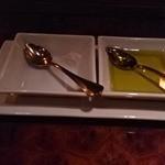シノワ - 塩、オリーブオイル