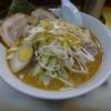 とむちゃん - 料理写真:味噌とむちゃんラーメン