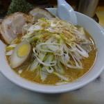 とむちゃん - 味噌とむちゃんラーメン