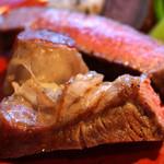 又三郎 - ランチの 「熟成肉コース」