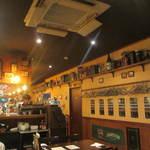 Irish pub Booties・・・ - 店内