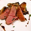 リッコ エ ベッロ - 料理写真:ランチコースのメイン料理はお肉とお魚からお選び頂けます。