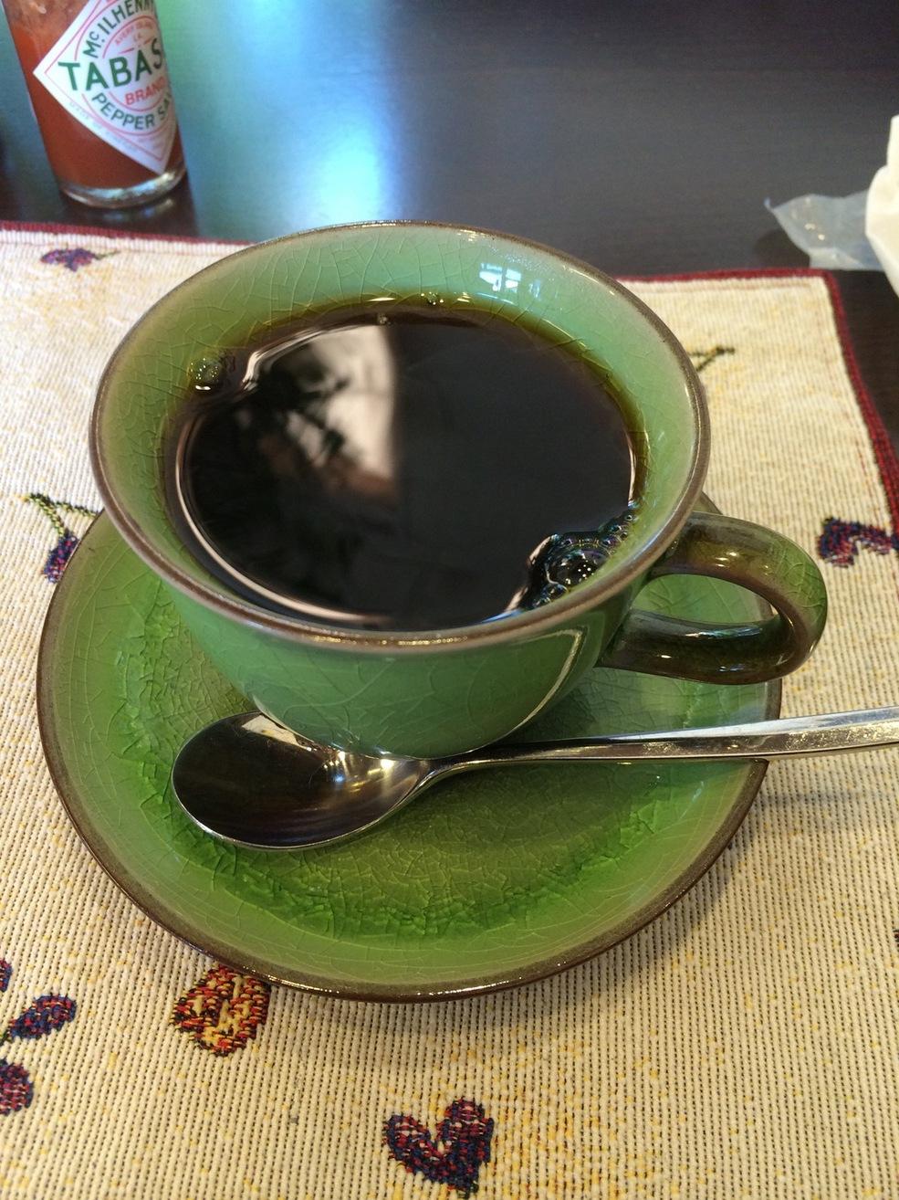 カフェ・茶豆