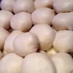 エコ ロロニョン - 「フフ」 ヤム芋の粉を練ったもの