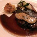 レストラン ペルージュ - お肉(1)