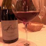 レストラン ペルージュ - 赤ワイン(2)