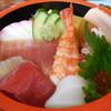 福寿司 - 料理写真:海鮮丼