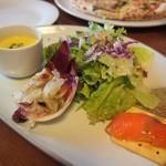 イタリアンおりべ - 料理写真:Bランチ(1450円)