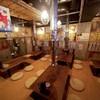 日本焼肉党 - 内観写真:地下に堀ごたつ席あります